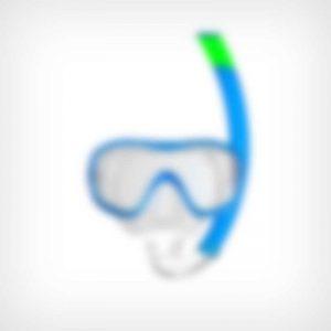 Snorkel mask
