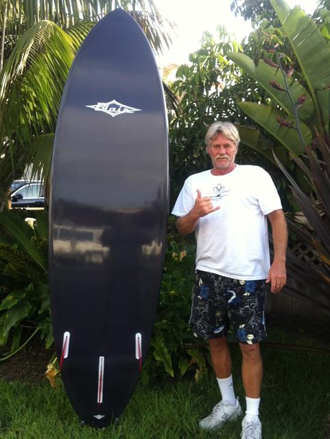 Joe Blair Carbon Fiber Board