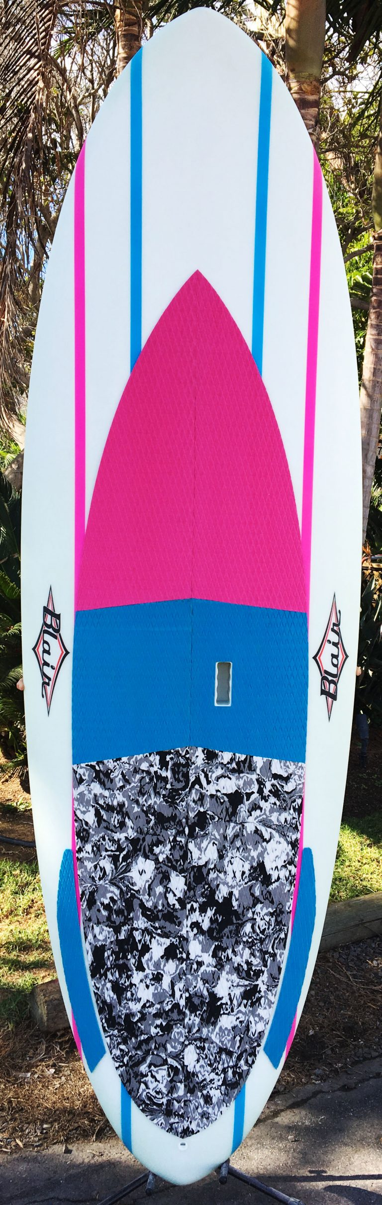 Joe Blair Stand Up Paddle Board 10'1 Front
